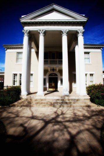 Below Mansion, Dallas, TX