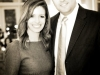 Jessica Young, PR Director, Jeff Young, Art Sales Coordinator